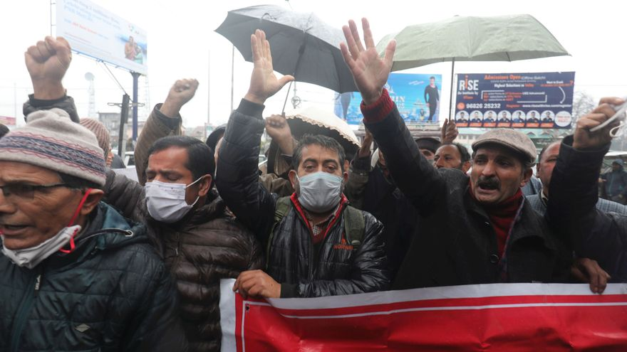 Los agricultores amplían a toda India las protestas contra la reforma agraria