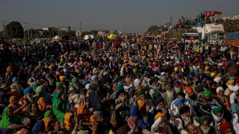 La rebelión campesina y la lucha de clases en la India