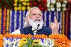 Премьер-министр Индии Нарендра Моди. Фото: INDIAN PRESS INFORMATION BUREAU / AFP