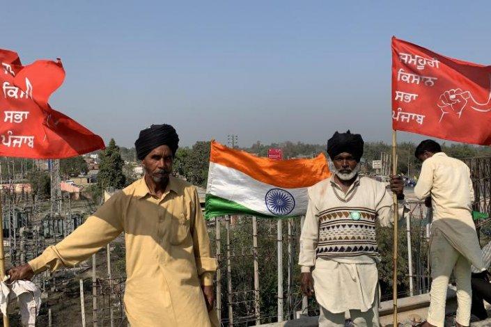 O movimento de agricultores indianos assinalou os cem dias de luta contra a agenda neoliberal do governo de Narendra Modi, que põe em causa a sobrevivência do sector e o sustento dos trabalhadores do campo