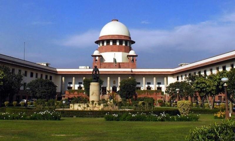 بھارتی سپریم کورٹ نے بھی مذاکرات کے لیے کمیٹی تشکیل دینے کی پیشکش کی ہے